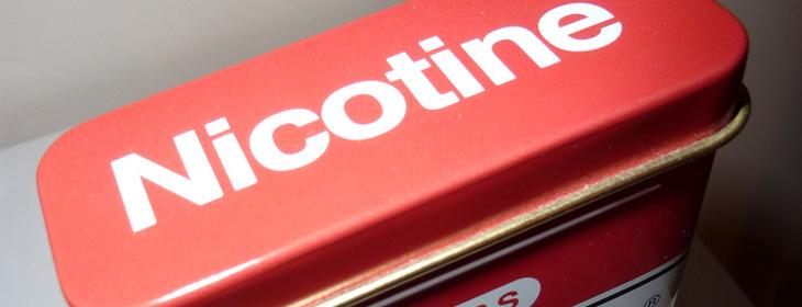 nicotina e-cig