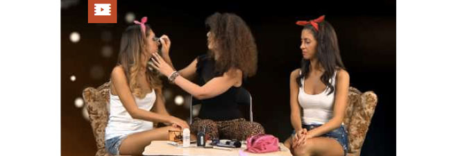 Trucco da giorno in trucco da sera | makeup