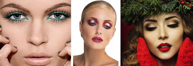 Trucchi per natale [makeup]